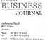 European Business Journal